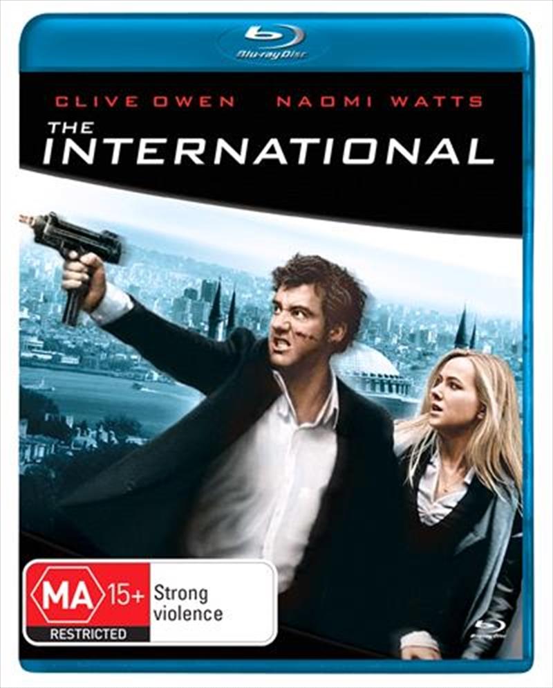International, The | Blu-ray