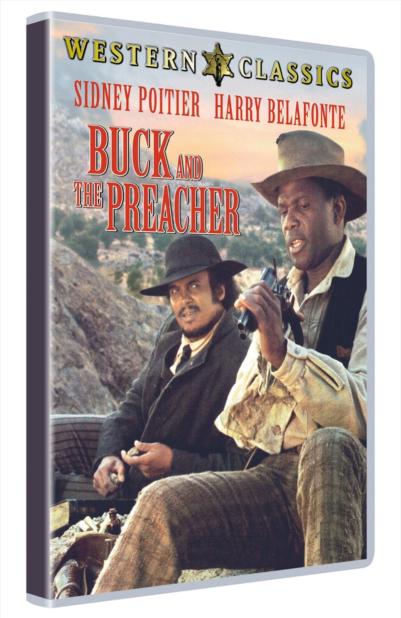Buck And The Preacher | DVD