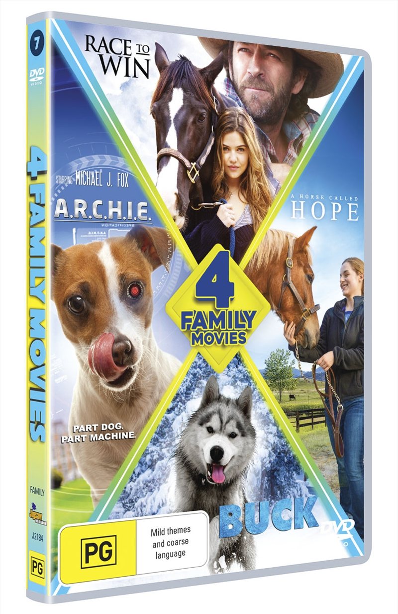 Race To Win/ARCHIE/Buck/Hope | DVD