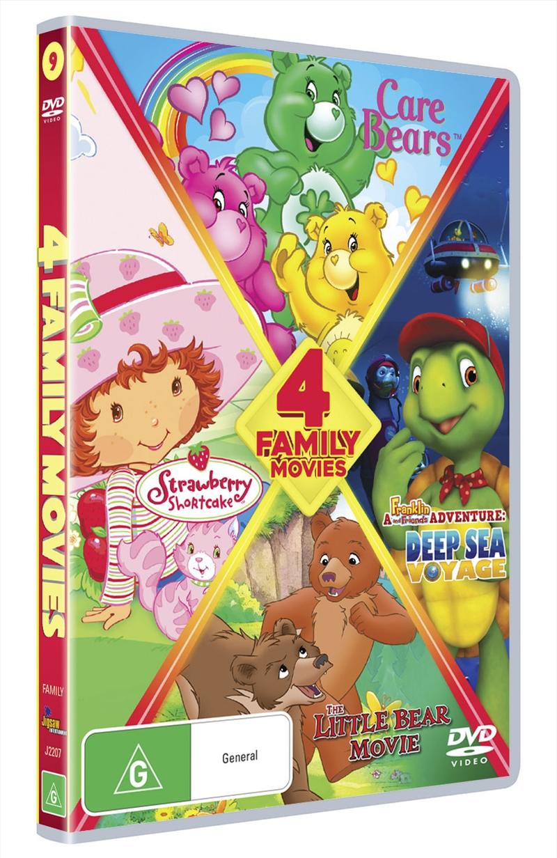 Buy Care Bearsspring For Strawberry Shortcakelittle Bear Movie