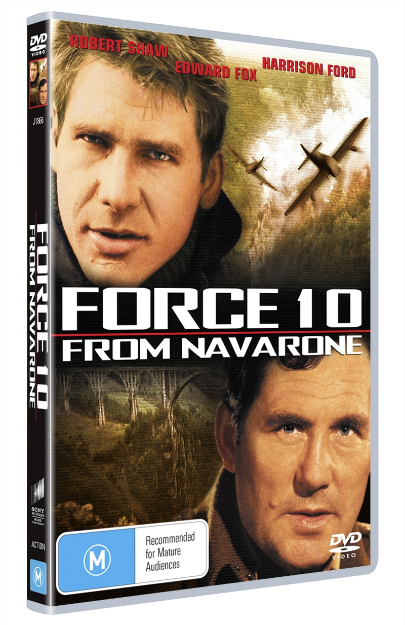 Force 10 From Navarone | DVD