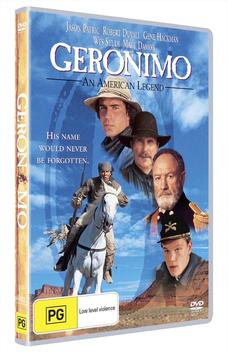 Geronimo | DVD