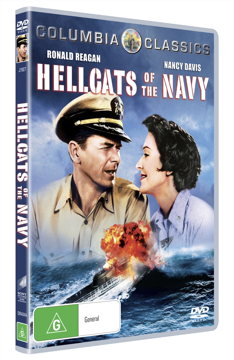 Hellcats Of The US Navy | DVD