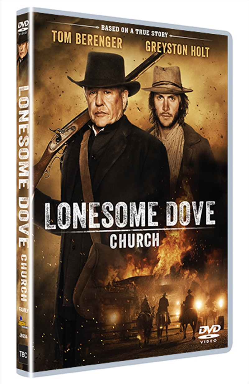 Lonesome Dove Church | DVD