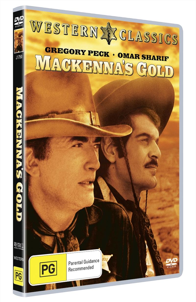 Mackennas Gold | DVD