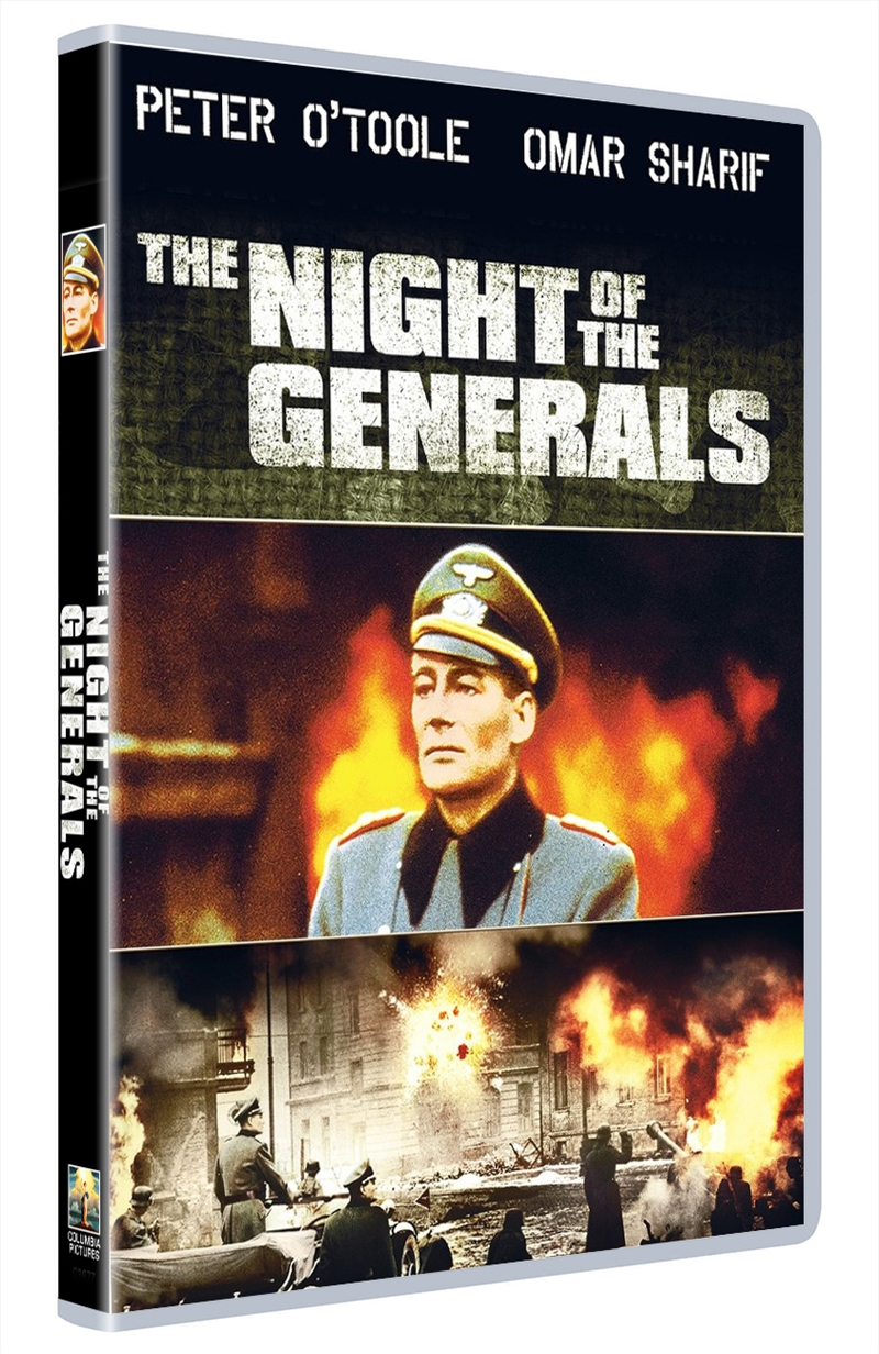 Night Of The Generals | DVD