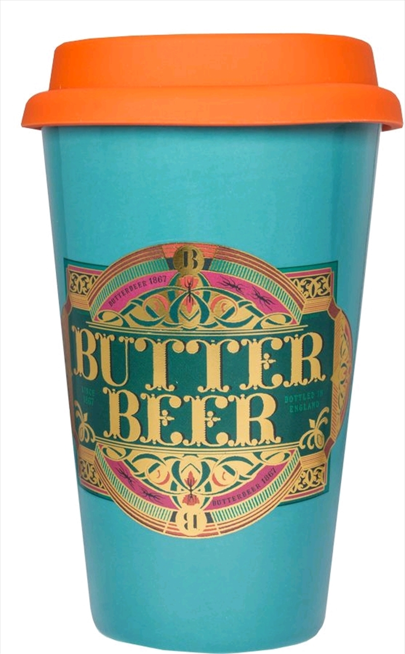 Fantastic Beasts - Butterbeer Gold Electroplated Keep Cup   Merchandise