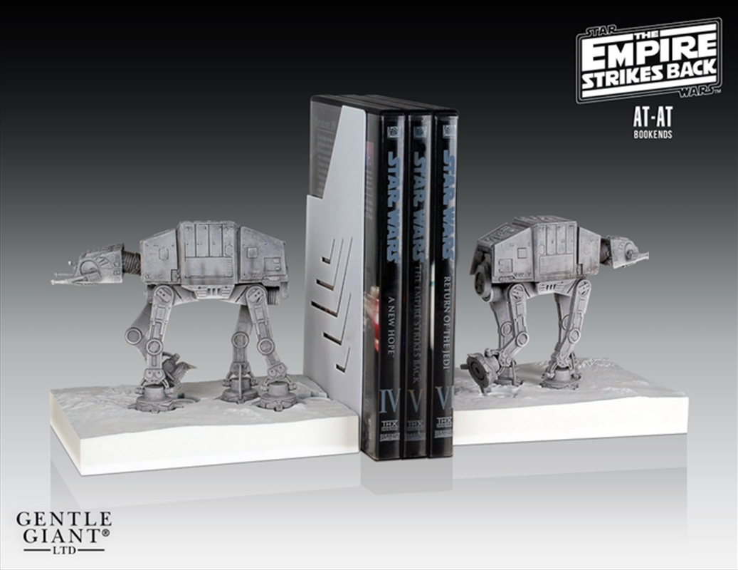 "Star Wars - AT-AT 6"" Mini Bookends 