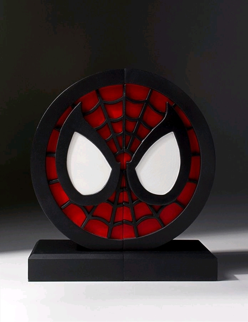 Spider-Man - Logo Bookends | Homewares