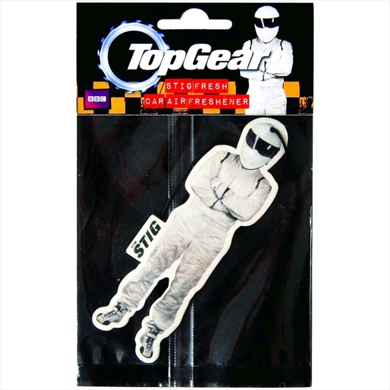 Top Gear - The Stig Car Air Freshener | Homewares