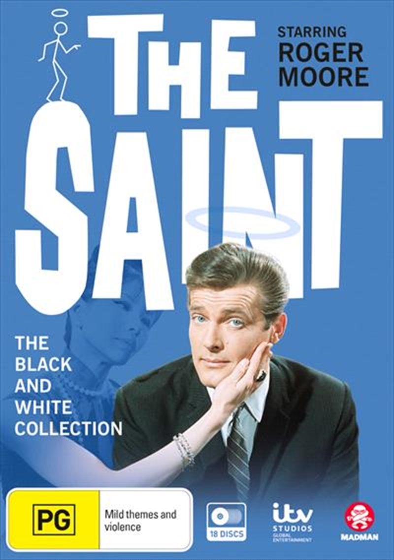 Saint | Black And White Collection, The | DVD
