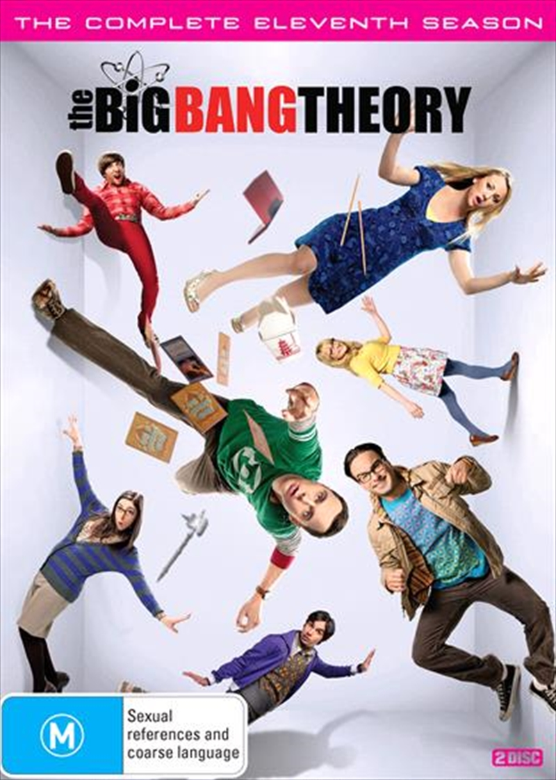 Big Bang Theory - Season 11, The | DVD