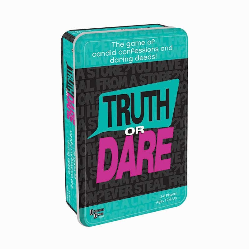 Truth Or Dare Tin | Merchandise