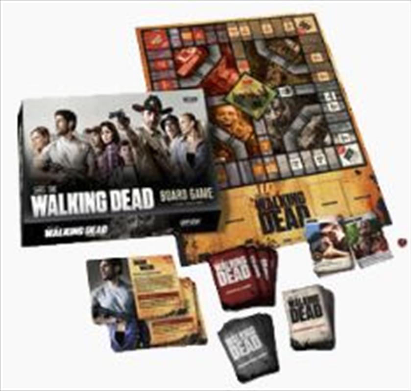 The Walking Dead - Board Game | Merchandise