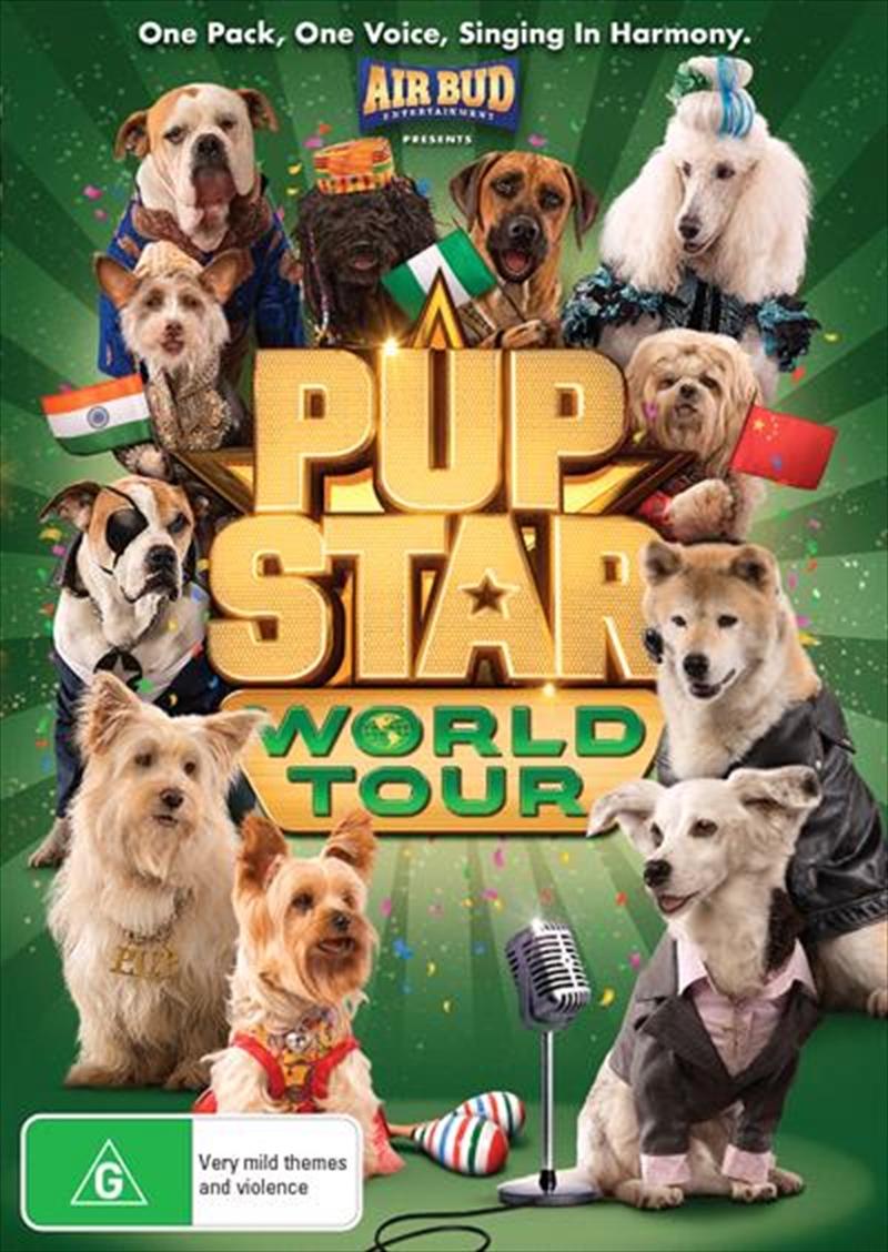 Pup Star - World Tour | DVD