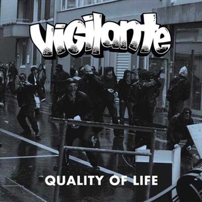 Quality Of Life | Vinyl
