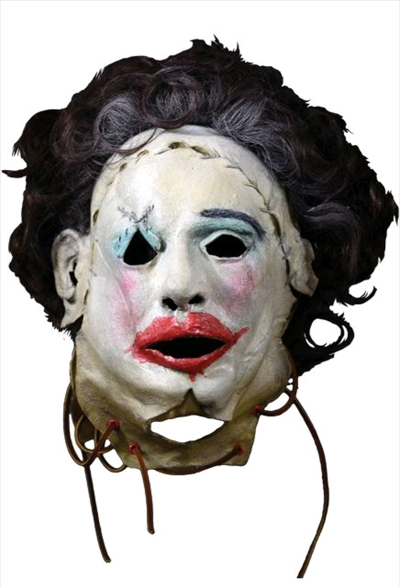 The Texas Chainsaw Massacre - Pretty Woman Mask | Apparel