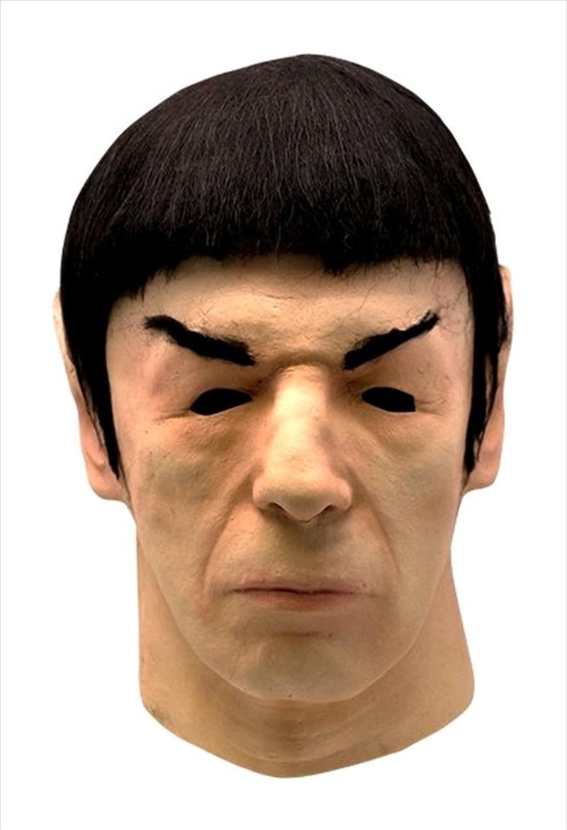 Star Trek: The Original Series - Spock Mask   Apparel
