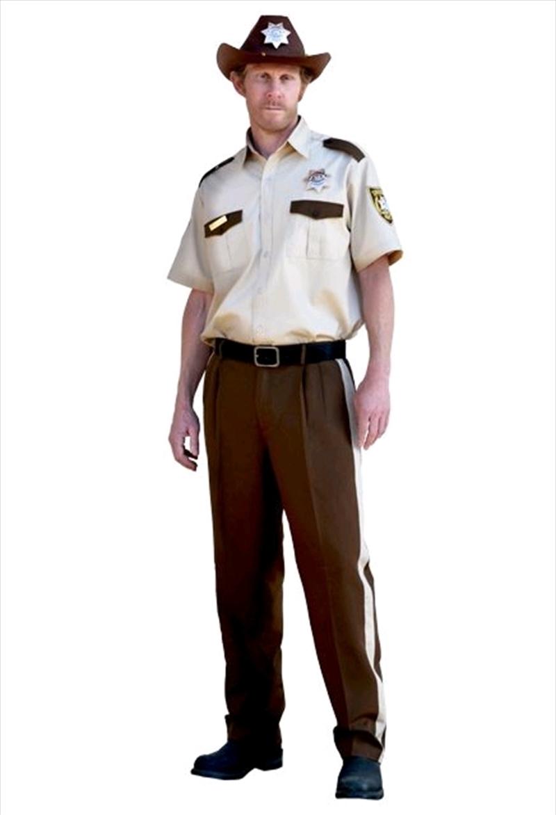 The Walking Dead - Rick Grimes' Sheriff Costume | Apparel