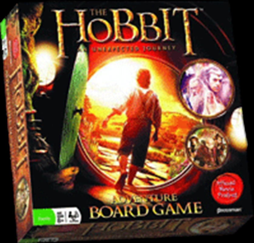 The Hobbit: An Unexpected Journey - Board Game | Merchandise
