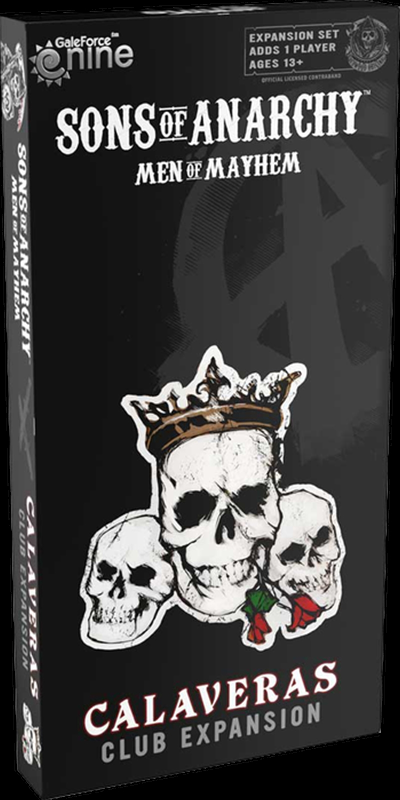Sons of Anarchy - Calaveras Club Expansion | Merchandise