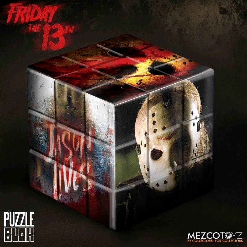 Friday the 13th - Jason Voorhees Puzzle Blox | Merchandise