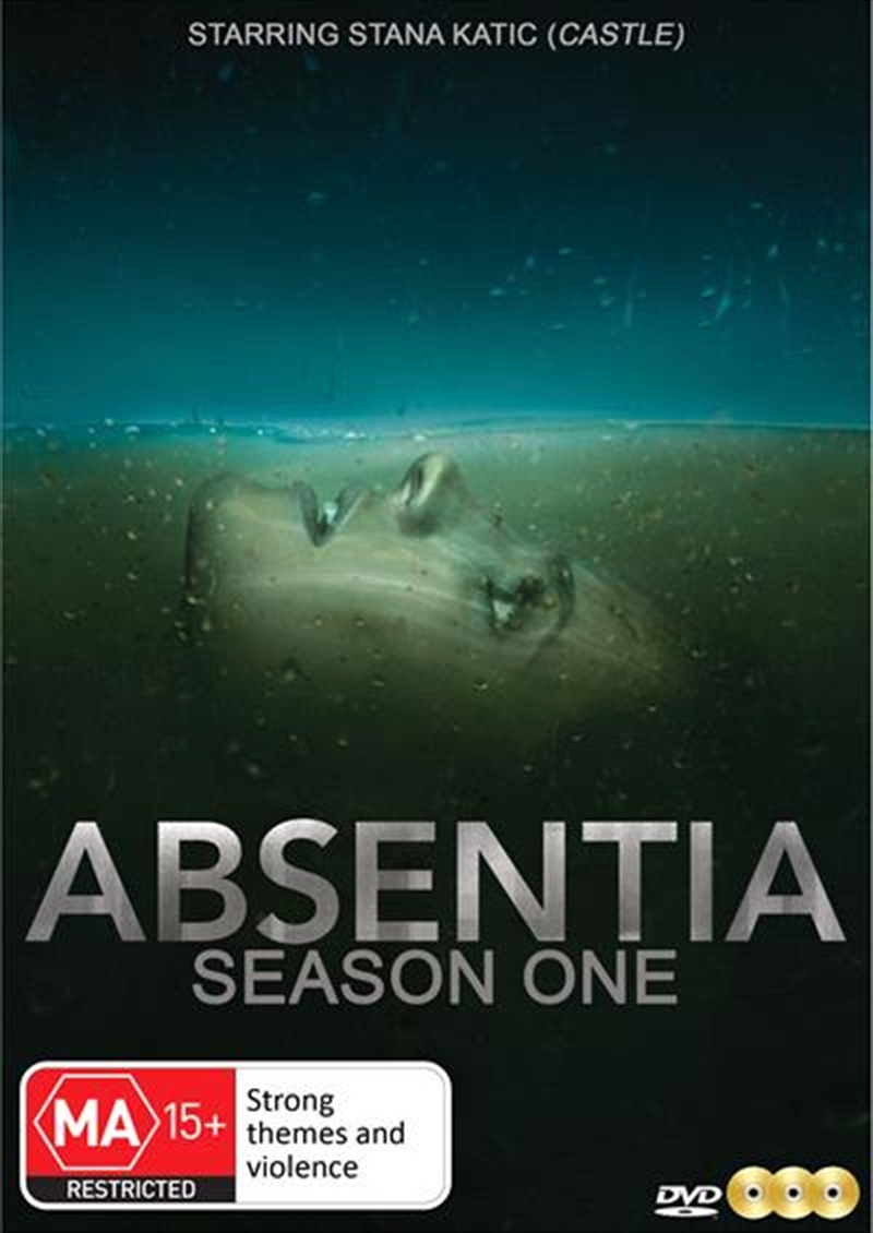 Absentia - Season 1 | DVD