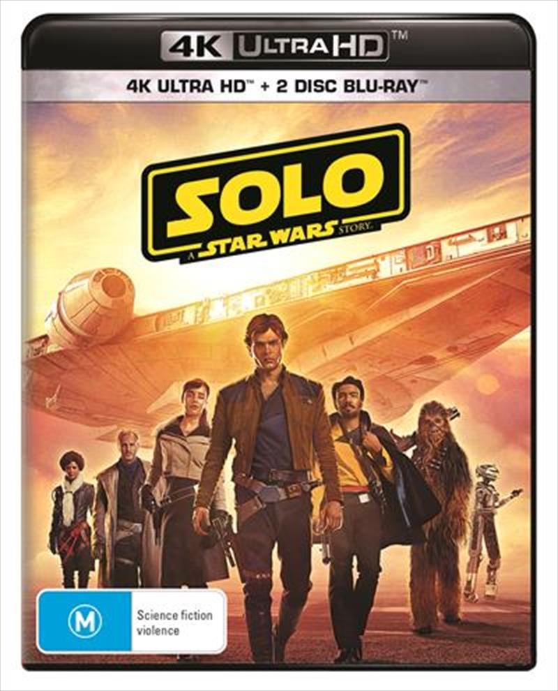 Solo - A Star Wars Story - Bonus Disc | UHD