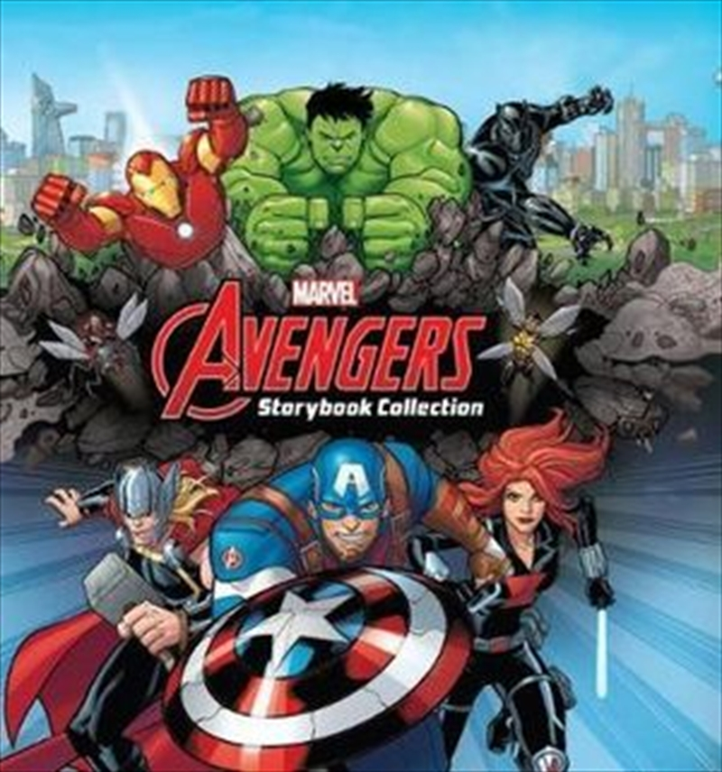 Marvel Avengers: Storybook Collection | Hardback Book