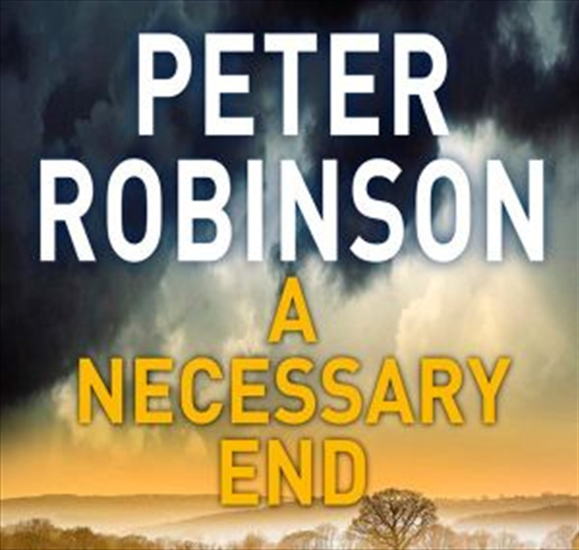 A Necessary End | Audio Book