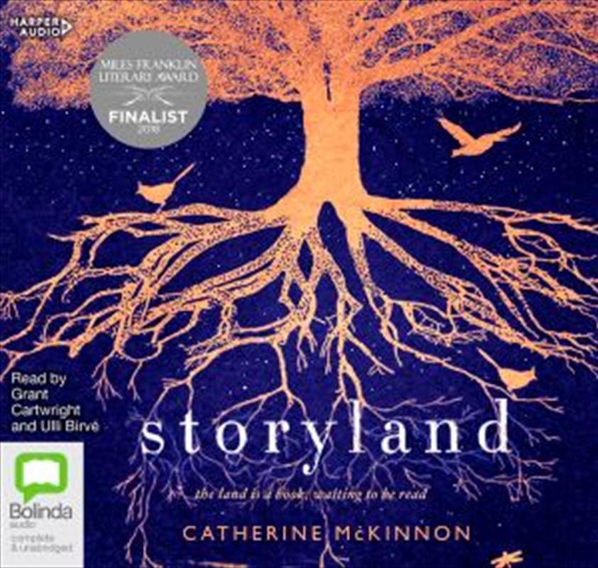 Storyland   Audio Book