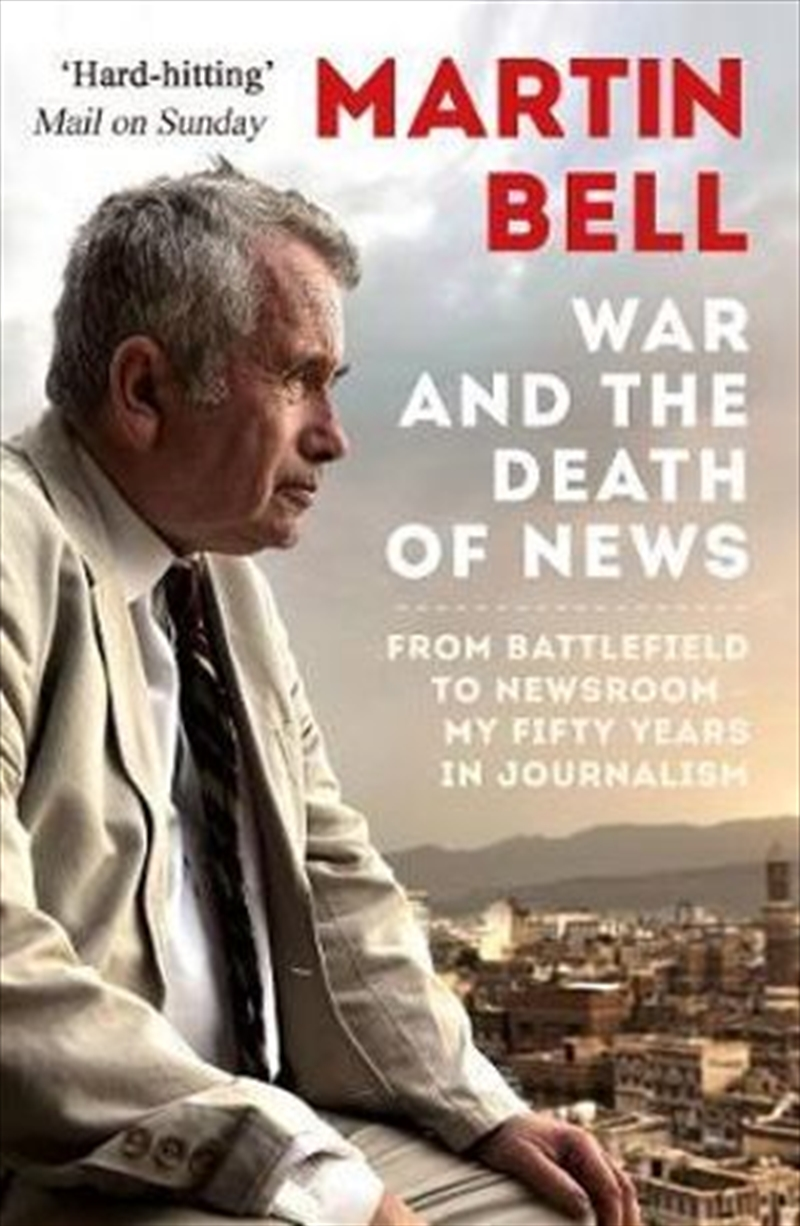 War and the Death of News | Paperback Book