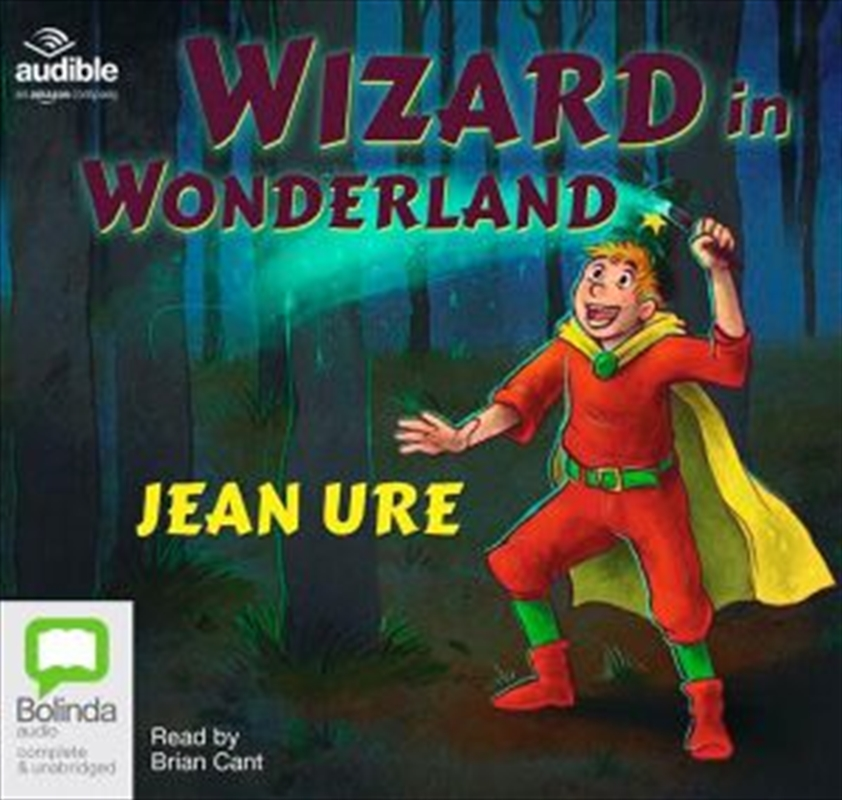 Wizard In Wonderland | Audio Book
