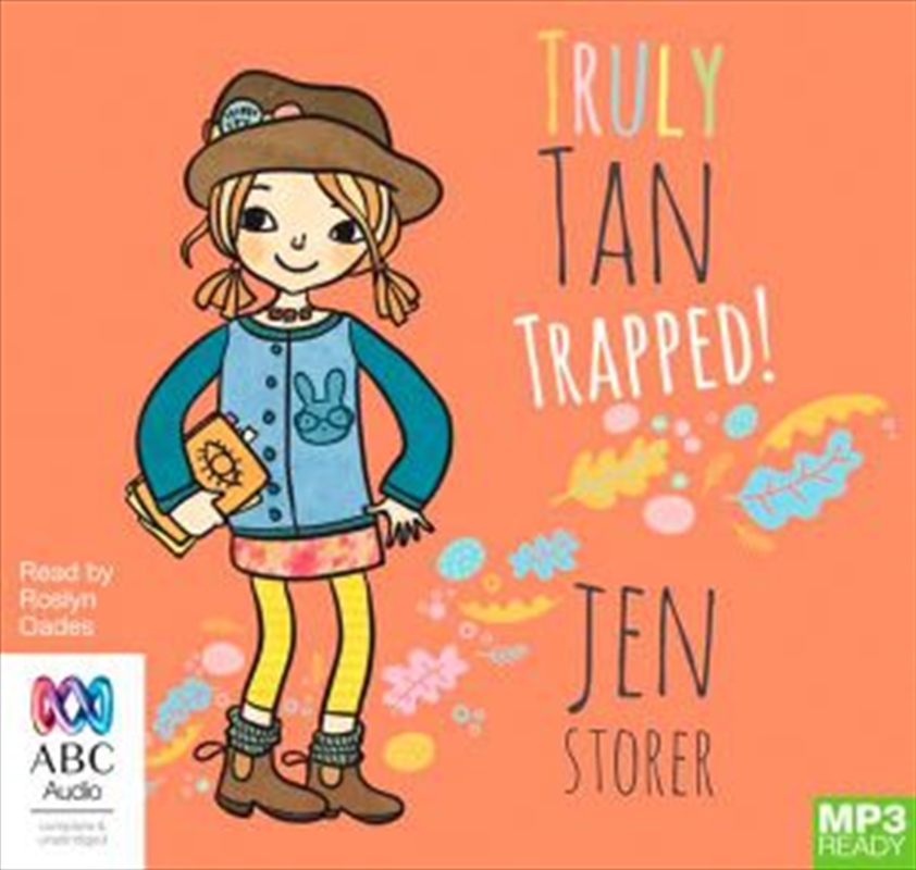 Trapped! | Audio Book