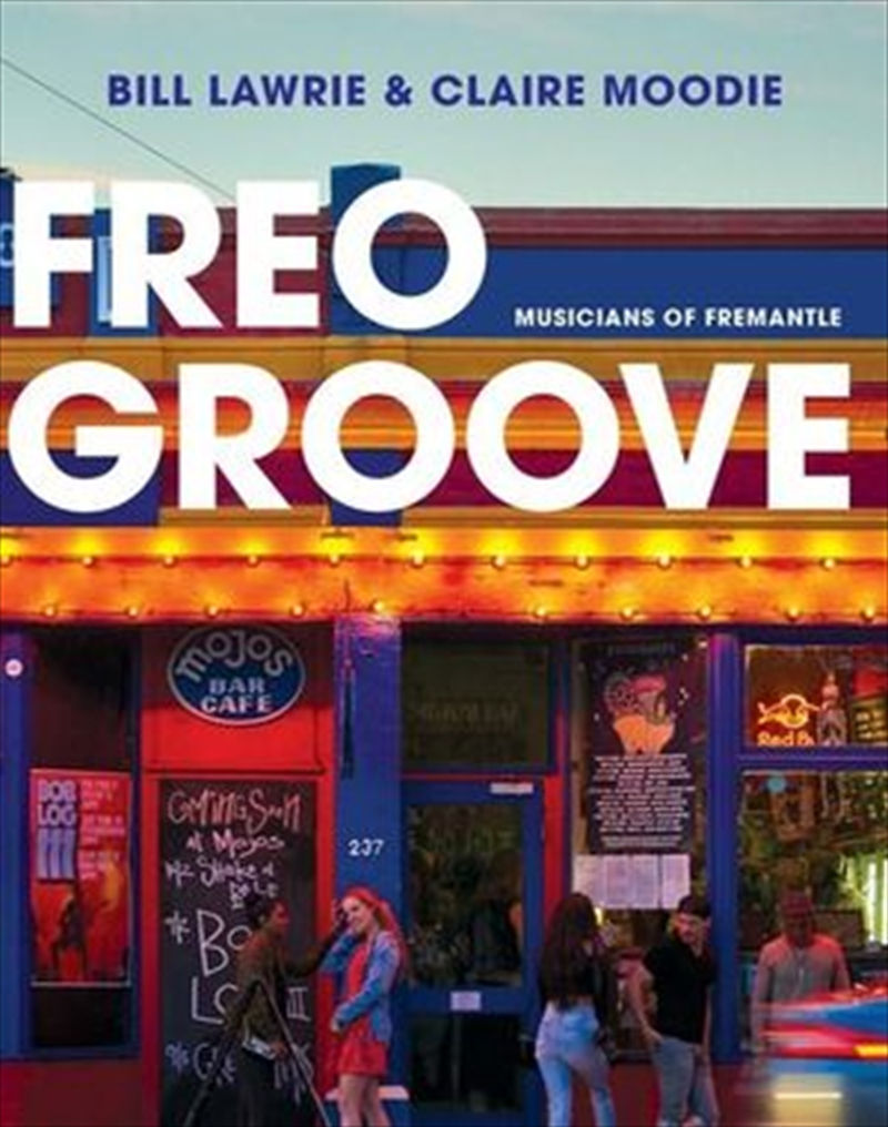 Freo Groove | Paperback Book