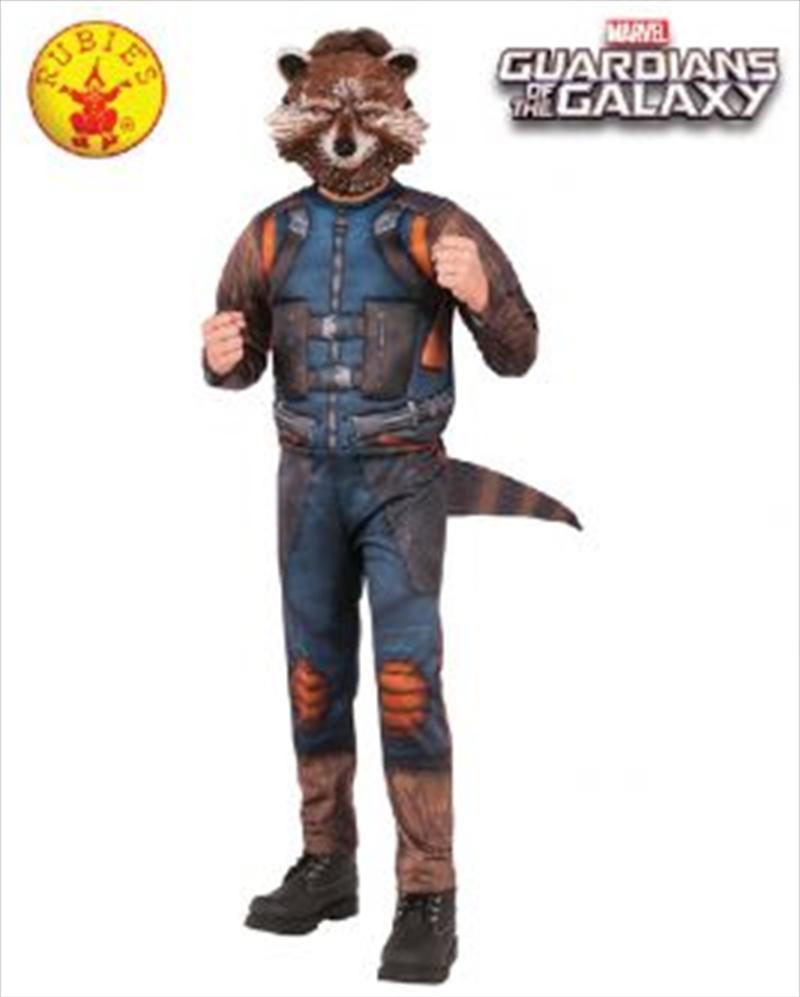 Rocket Raccoon Size M 5-7 Yrs | Apparel