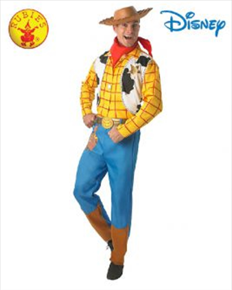Woody Deluxe Adult Size Xl | Apparel