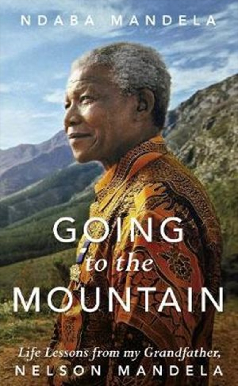 Going to the Mountain | Paperback Book
