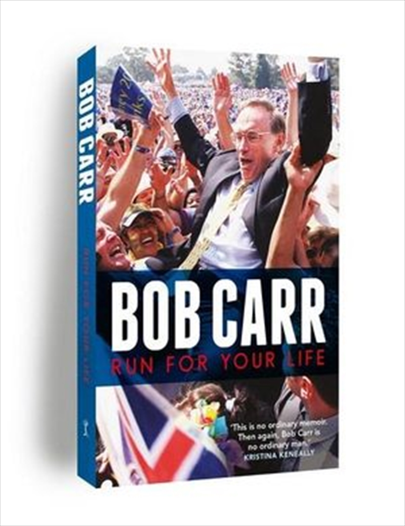 Run for Your Life   Paperback Book