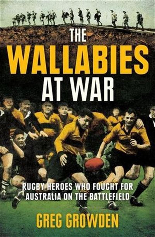 Wallabies At War | Paperback Book