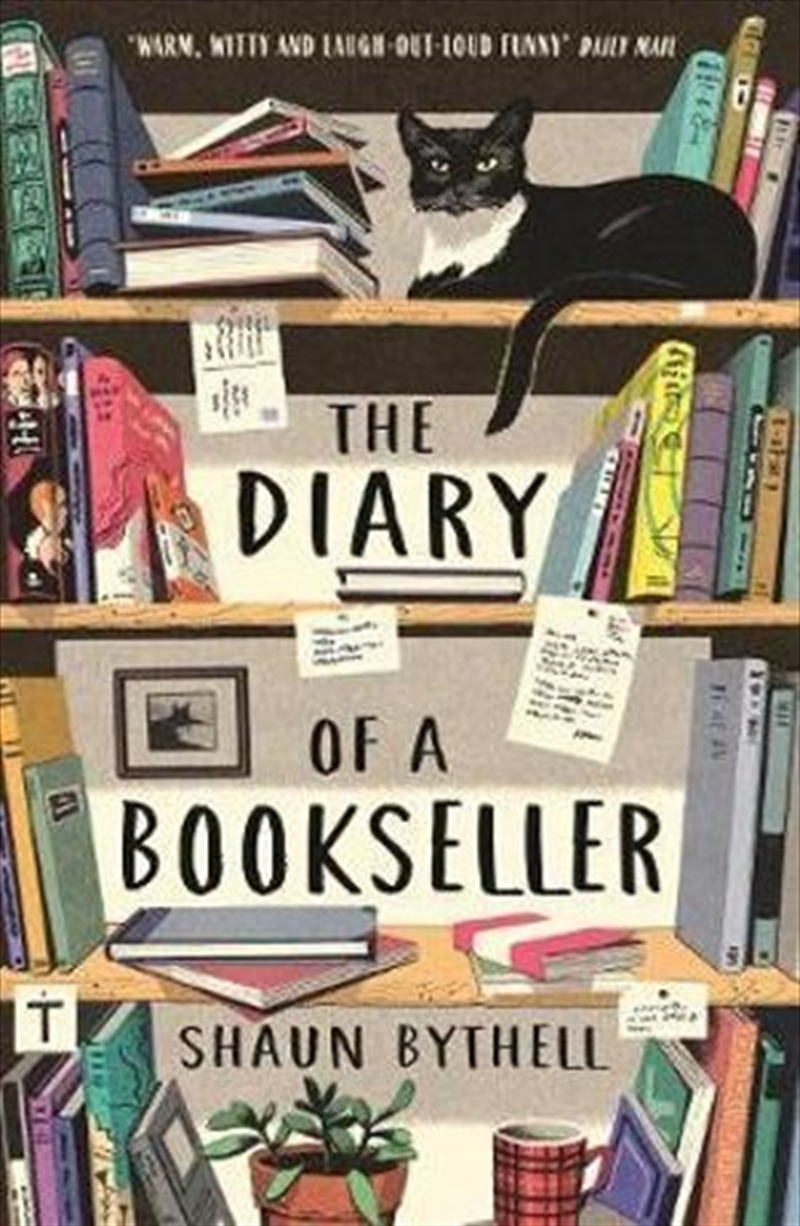 Diary Of A Bookseller | Paperback Book