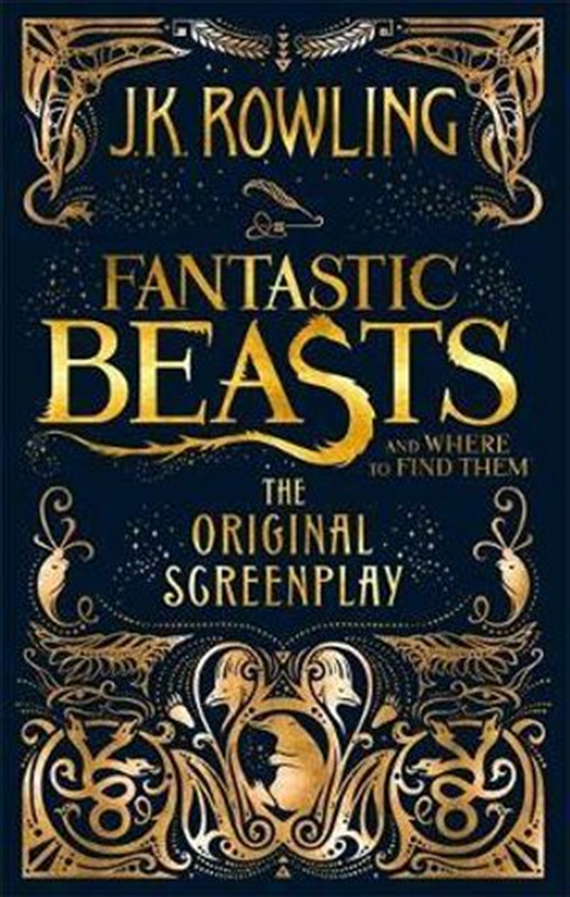 Fantastic Beasts and Where to Find Them | Paperback Book