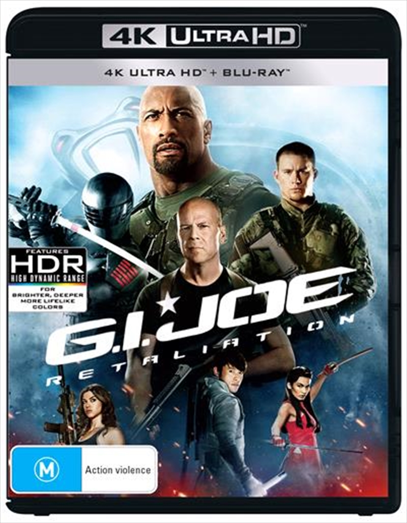 G.I. Joe - Retaliation | UHD