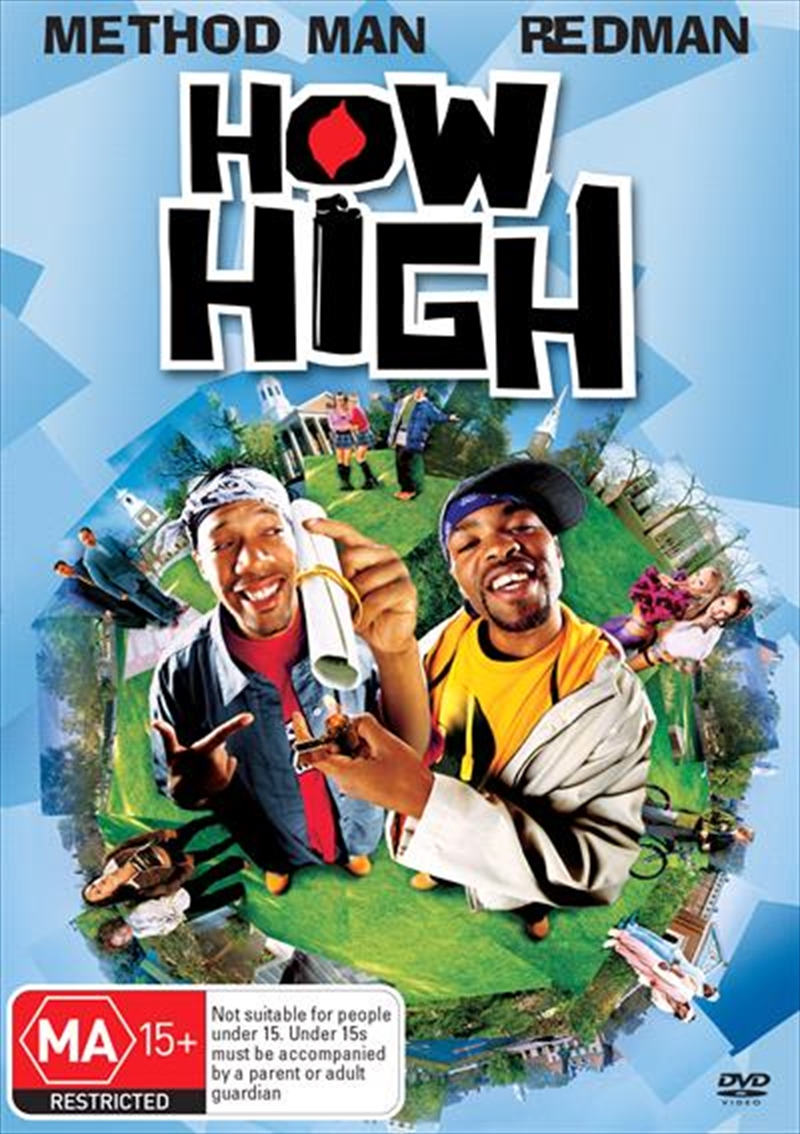 How High | DVD