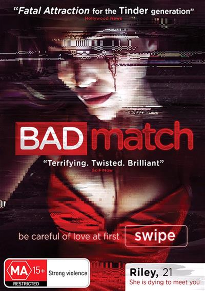 Bad Match | DVD