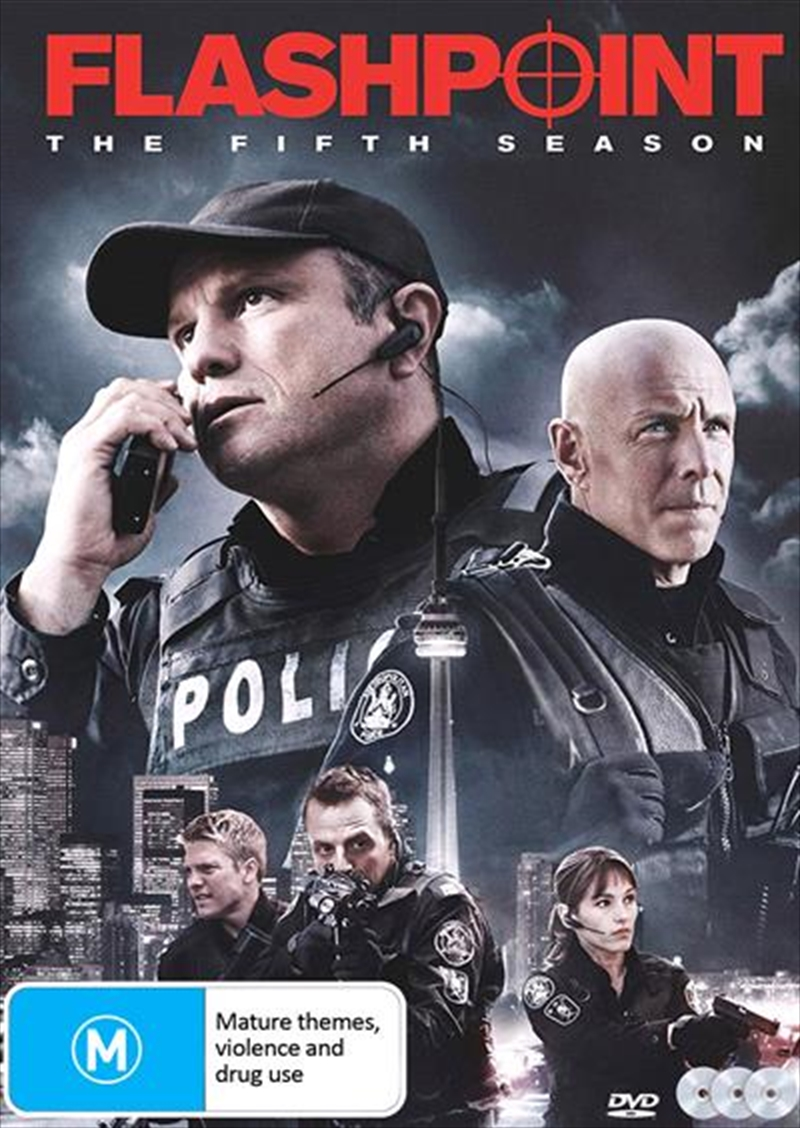Flashpoint - Series 5 | DVD