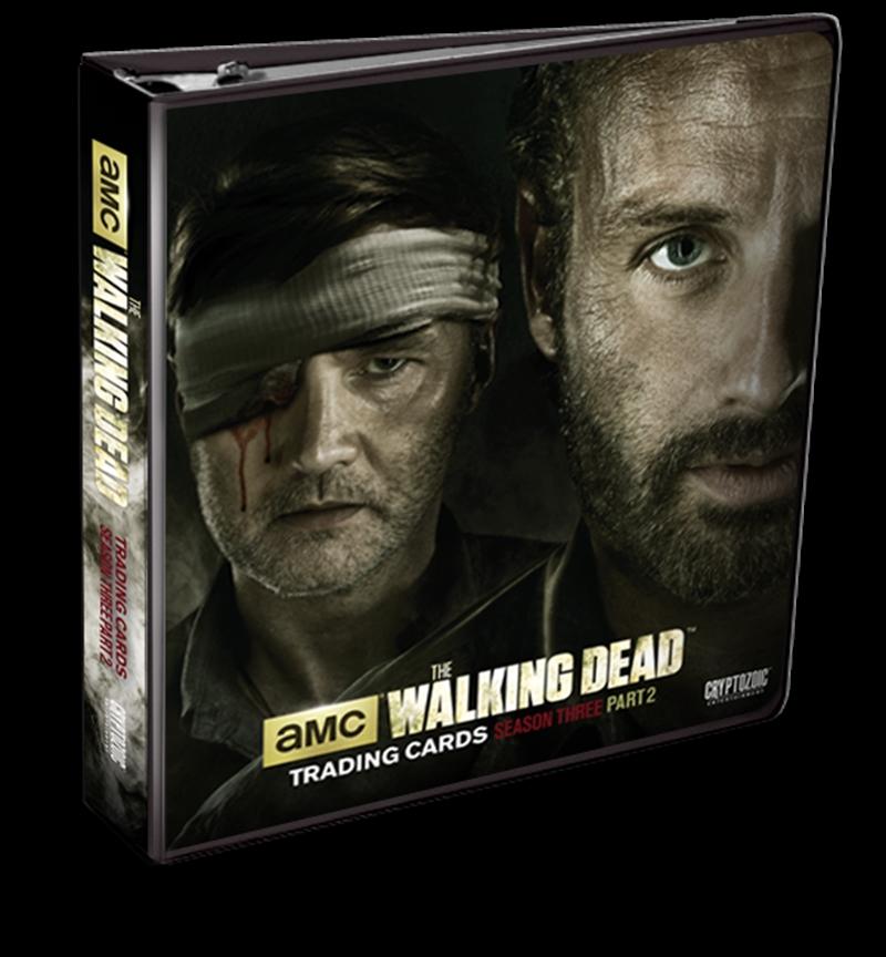 The Walking Dead - Season 3 Part 2 Album   Merchandise