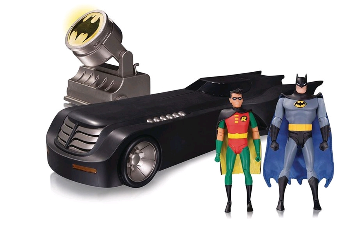 Batman: The Animated Series - Deluxe Batmobile | Collectable