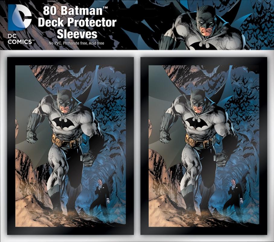DC Comics - Batman Deck Protector Sleeves | Miscellaneous