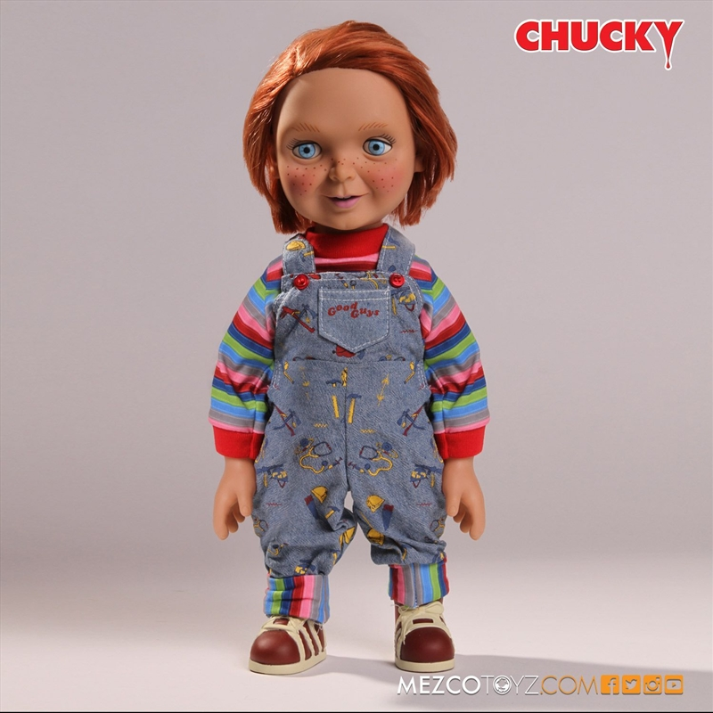 "Child's Play - Good Guys 15"" Chucky Doll 